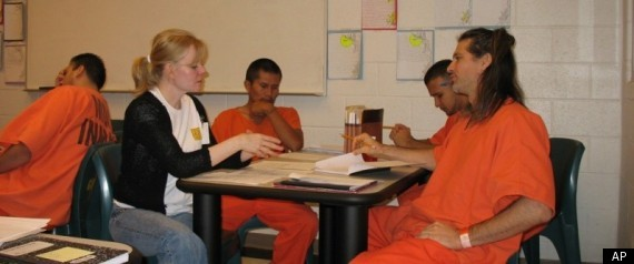JUVENILE PRISON TEACHERS