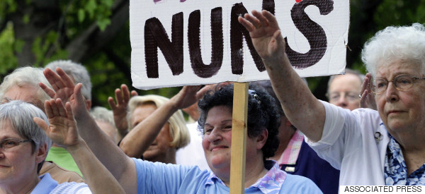 The Long And Heated Battle Between The Vatican And American Nuns