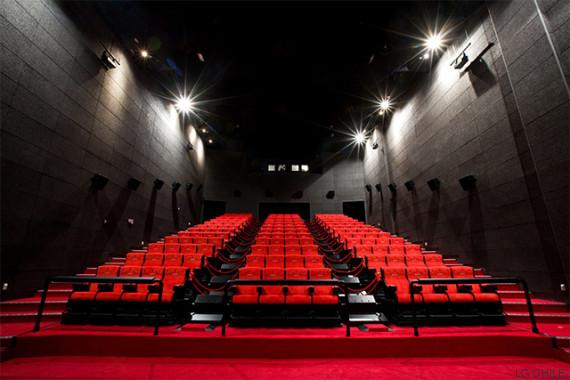 Viento agua butacas que se mueven bienvenidos al cine 4dx for Sala 4dx opiniones