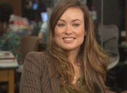 Olivia Wilde Explains The Real Definition Of Feminism