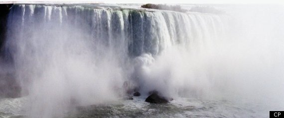 Woman Swept Over Niagara Falls Body Recovered