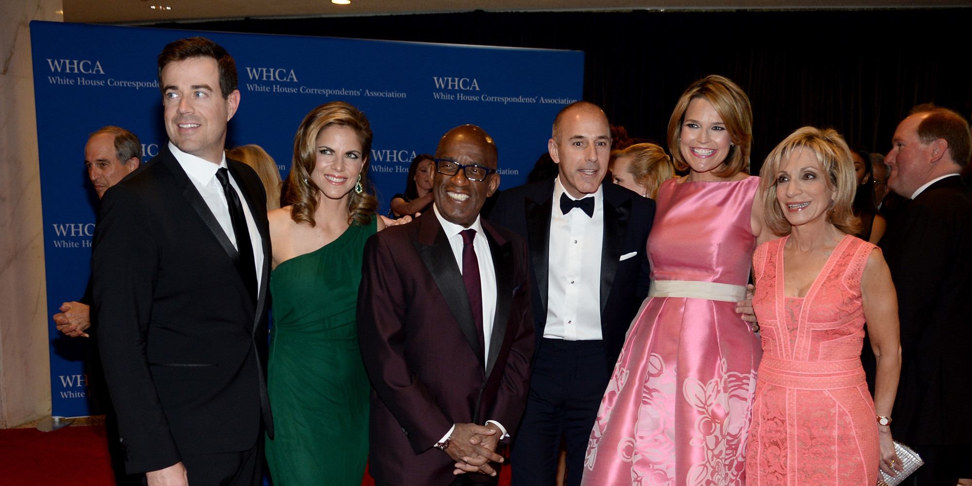 Fashion week House white correspondents association dinner for woman