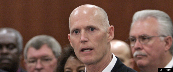 ACLU RICK SCOTT LAWSUIT DRUG TESTING