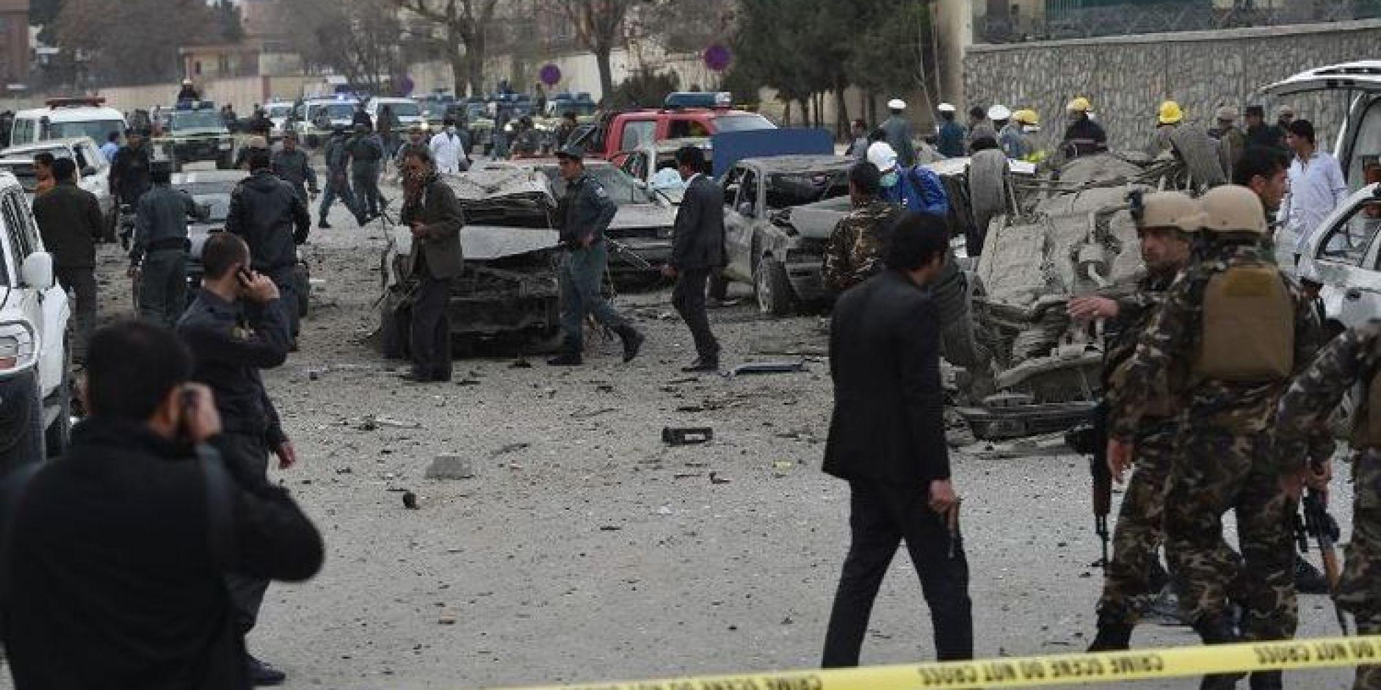 Attentat Facebook: Afghanistan: Au Moins 22 Morts Dans Un Attentat-suicide à