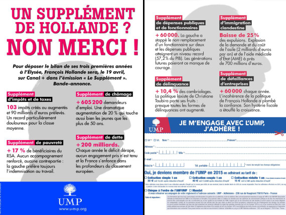francois hollande le supplement