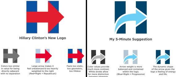 logo hillary clinton