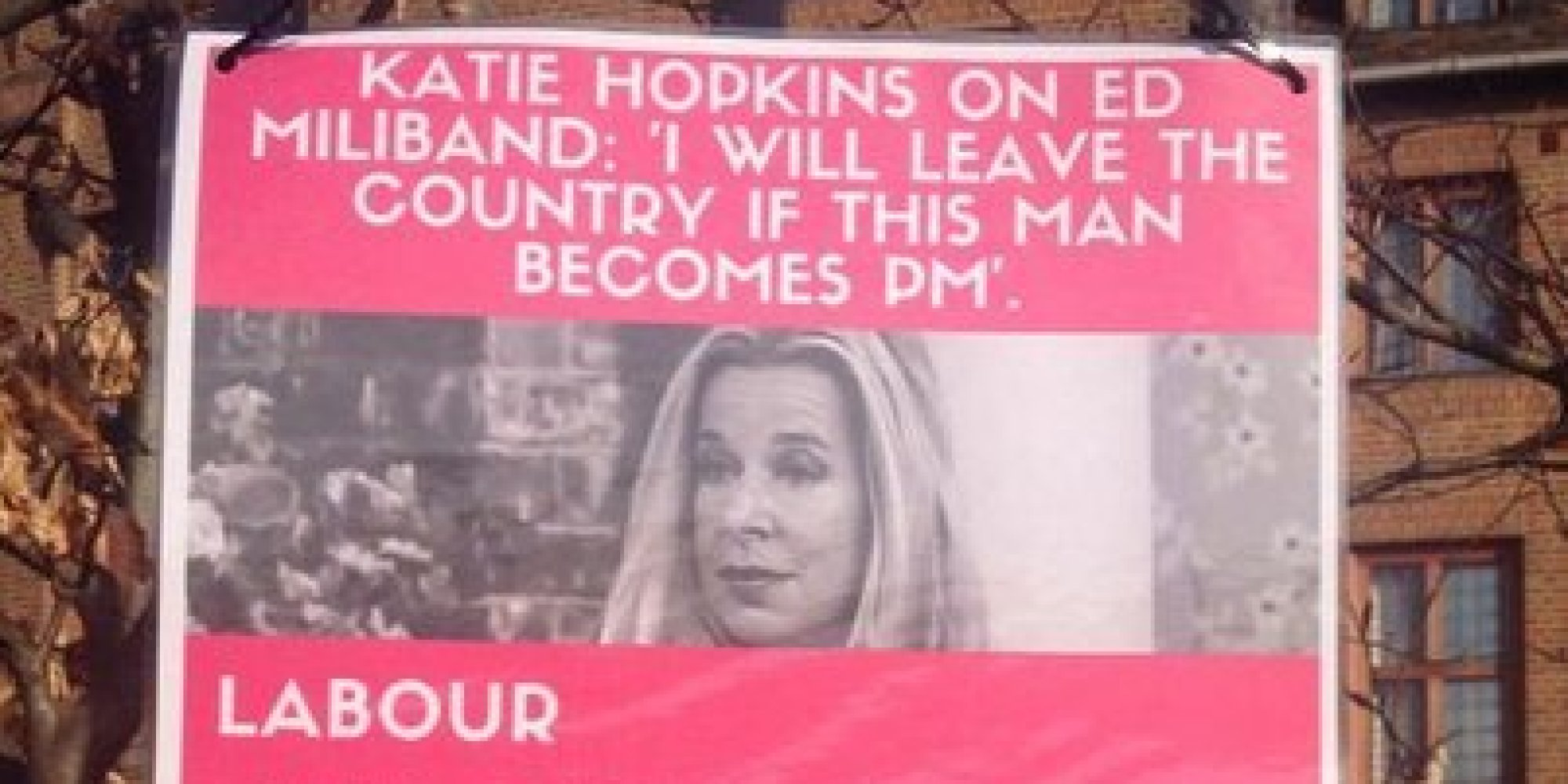 Katie Hopkins Response to Article Essay