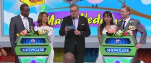 PRICE IS RIGHT WEDDING