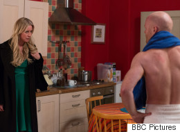 Karin Has A Warning For Max In 'EastEnders'