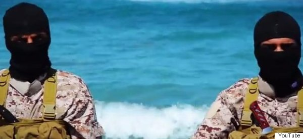 VIDEO DE ISIS PARECE MOSTRAR MATANZA DE CRISTIANOS EN LIBIA