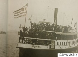 O Φώντας Λάδης ερευνά τις ιστορίες των Ελλήνων μεταναστών στην Αμερική