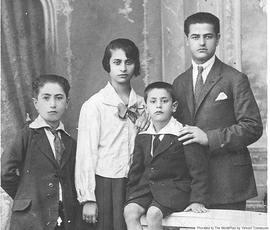 The Armenian and the Armenian