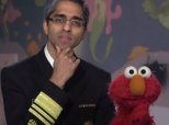 Elmo & The Surgeon General Team Up For Adorable Vaccination PSA
