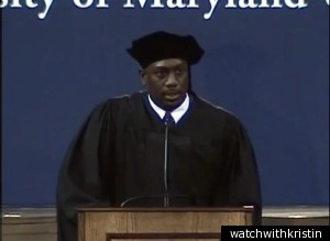 Richard Jones Commencement Speech