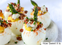 The Better Way To Make Deviled Eggs