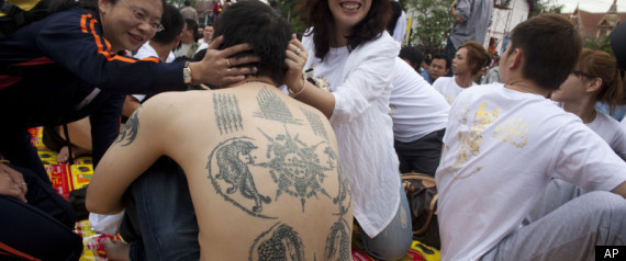 Bamboo Tattoo Thailand Designs