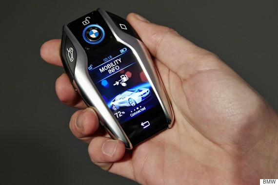 Bmw S New 7 Series Comes With Remote Control Parking