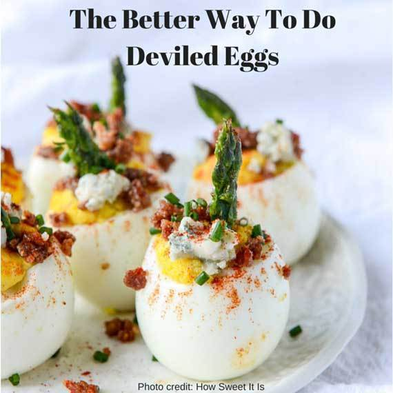 This Deviled Egg Recipe Will Make You Question All Other Deviled Eggs ...