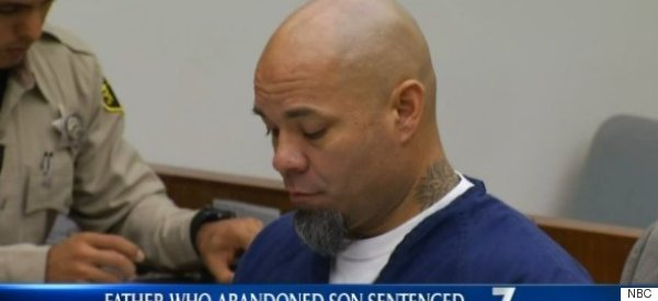 Dad Who Abandoned Son At Deadly Wreck Sentenced To Prison