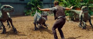 JURASSIC WORLD PRATT