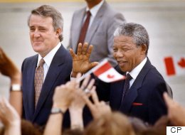 Mulroney To Receive South Africa's Highest Honour