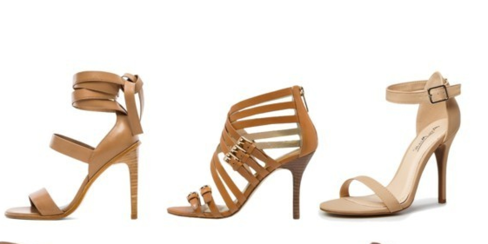 Sandals shoes facebook - 12 Nude Sandals That Ll Go With Everything In Your Closet This Season Huffpost