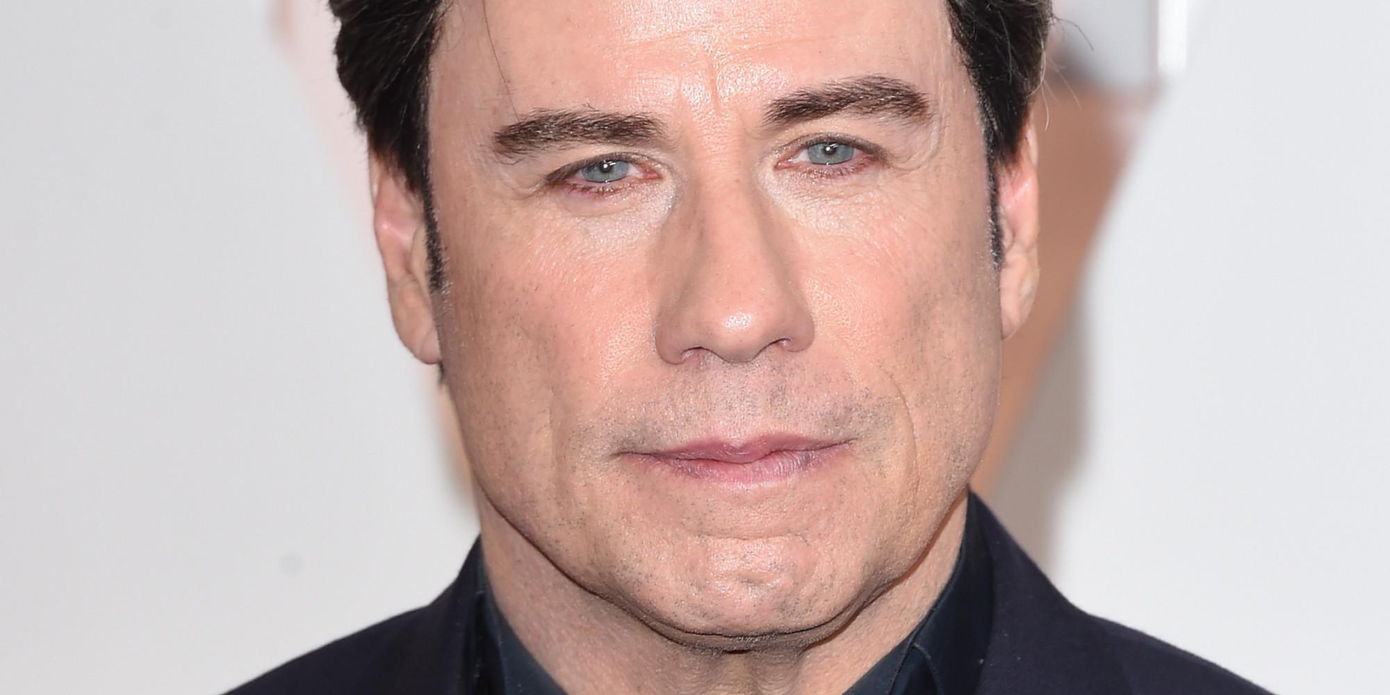 John Travolta Says Sci...
