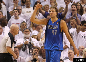 Nba Finals Mavericks Heat Game Two