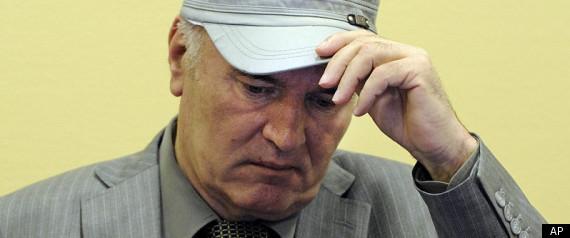 RATKO MLADIC WAR CRIMES SERBIA