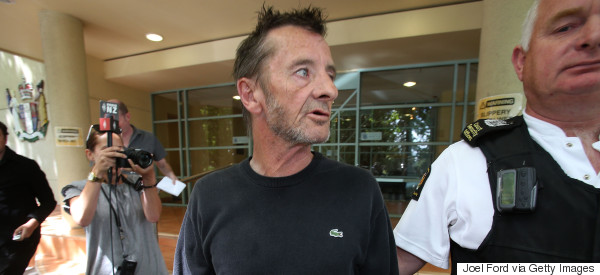 AC/DC Drummer Pleads Guilty To Drug Possession, Murder Threats
