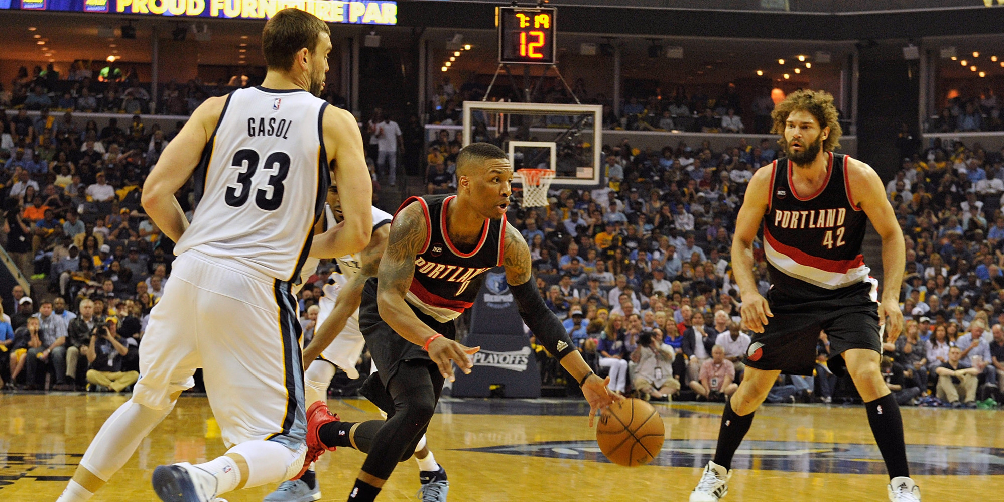 Portland Trail Blazers Post 'We Don't Lose To Spanish