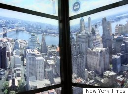 World Trade Center Elevator Journey Features Stunning 500-Year History Of NYC