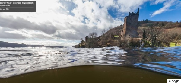 Now You Can Search For The Loch Ness Monster Without Leaving Home