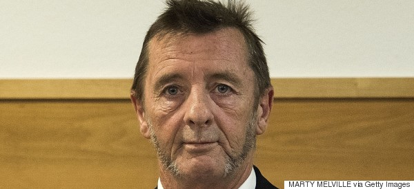 AC/DC Drummer Pleads Guilty To Threat To Kill Charge