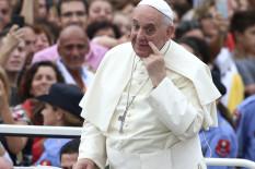 Le Pape  | Image:PA