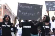 Protestation | Image:PA
