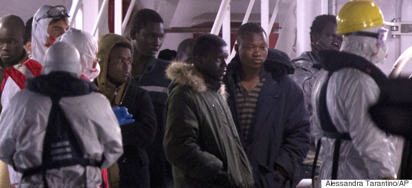 Captain Of Capsized Migrant Boat Arrested On Homicide Charges