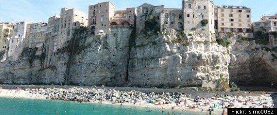 TROPEA BEACH ITALY