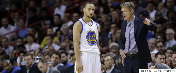 stephen curry steve kerr