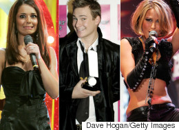 These Smash Hits Awards Pics Will Make You Wish It Was 2005 Again