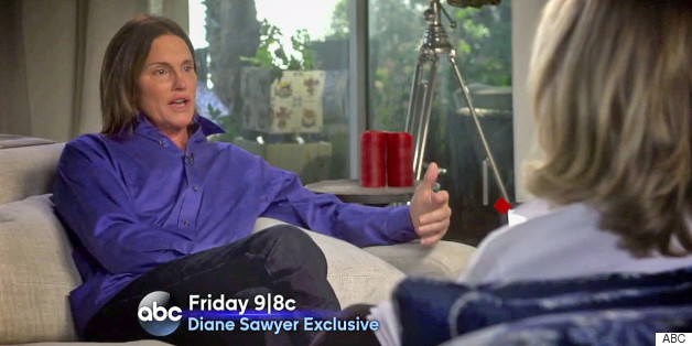 Celebrities React To Bruce Jenner's Diane Sawyer Interview
