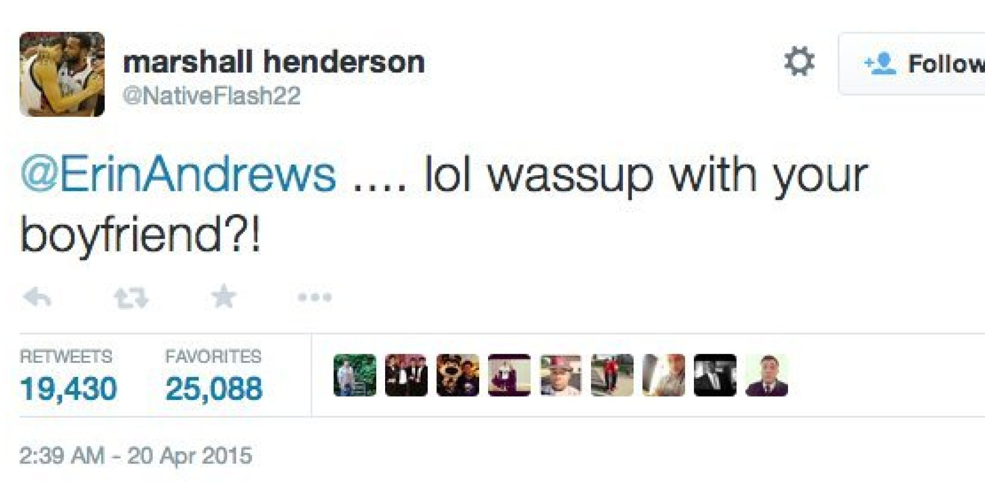 Marshall Henderson Waits Nearly 2 Years To Send The