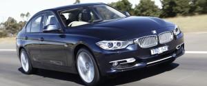 BMW 328D 2015