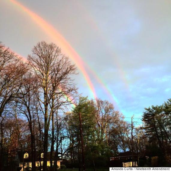 quad rainbow