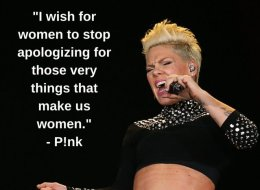 9 Times P!nk Proved That Every Woman Should Be Able To Define Herself