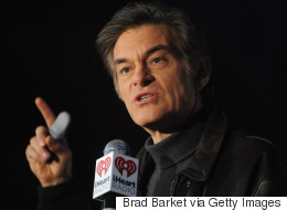 Dr. Oz Digs In: I Will Not Be Silenced