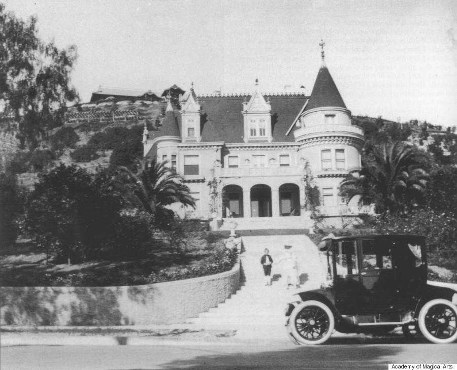 mansion 1920