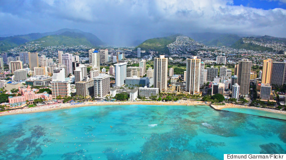 honolulu hawaii city