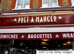 Here's How To Get Your Pret A Manger Coffee For FREE