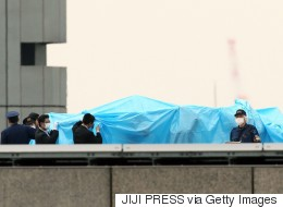Drone Containing Traces Of Radiation Lands On Roof Of Japanese PM's Office